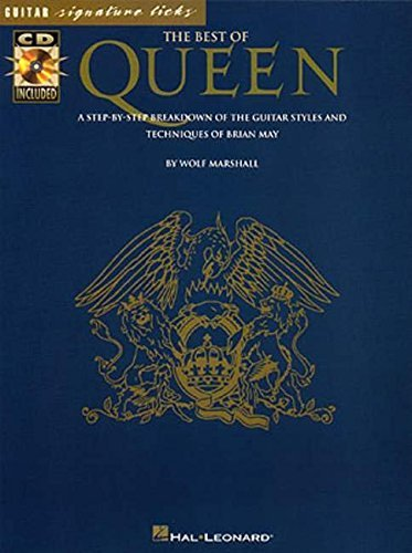 The Best of Queen-Guitar Tab-Music Book by Wolf Marshall (1997-10-01)