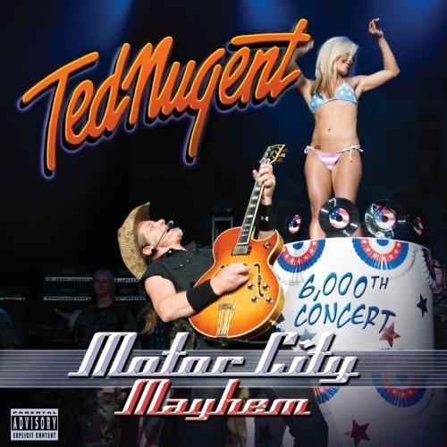 Motor City Mayhem: 6,000th Concert [2 CD] by Ted Nugent (2009-06-30)