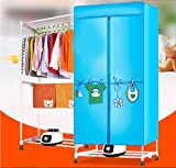 Kawachi Electric Clothes Dryer Indoors 2-Layers Fast Air - Best Reviews Guide