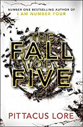 The Fall of Five (Lorien Legacies 4) by Pittacus Lore (2013-08-29)