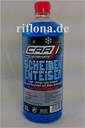 Preisvergleich Produktbild Alpine Scheibenenteiser 1 Liter Nachfüllflasche