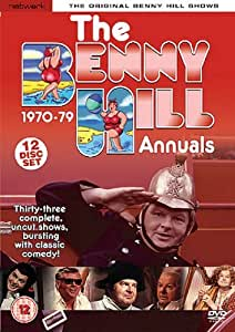 Benny Hill:The Complete 70's Annual [DVD]