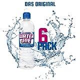 WATER JOE - 6 PACK - inkl. € 1,50 Pfand - stilles, koffeinhaltiges Erfrischungsgetränk aus natürlichem Mineralwasser ohne Kalorien, Farbstoffen oder Zucker