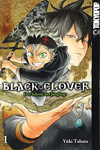 Black Clover 01: Der Schwur des Jünglings Clover Band