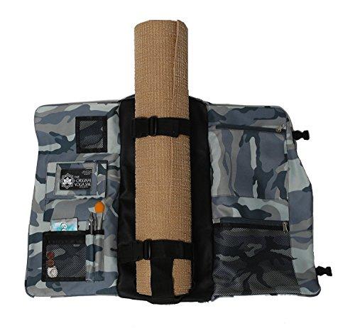 Yoga SAK Unisex Original Rucksack Style Tasche, Cool Camo, L