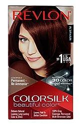 Revlon Colorsilk Hair Color, 200g, Dark Auburn 3R