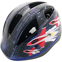 RMS out-mould for Child Helmet Size XS Blue Rocket Graphics. Junior (Junior)/Boy In-mold Helmet Size XS Helmets Rocket Blue Color (Helmets)