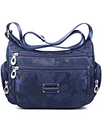 Able Multifunctional Waterproof Shoulder Bag Casual Handbag Messenger Bag Available In A Variety Of Colors,camouflage...