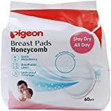Pigeon Breast Pads Honeycomb 60 Pieces