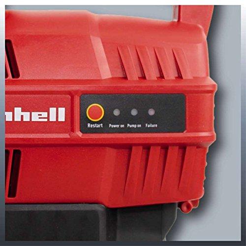 Einhell Hauswasserautomat GC-AW 6333 (630 W, 3300 l/h Fördermenge, elektr. Durchflusschalter, Automatikfunktion) - 2