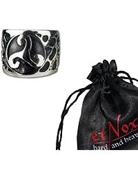 etNox-Ring ''Triskele'' Edelstahl (SR1603)