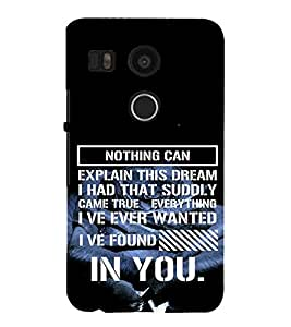 iFasho Designer Back Case Cover for LG Nexus 5X :: LG Google Nexus 5X New (Intimately Related Entertainment News)