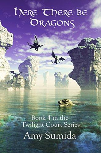 Aquí hay Dragones (Twilight Court nº 4) por Amy Sumida