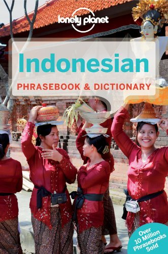 Lonely Planet Indonesian Phrasebook & Dictionary (Lonely Planet Phrasebook and Dictionary) by Lonely Planet (2012-09-01)