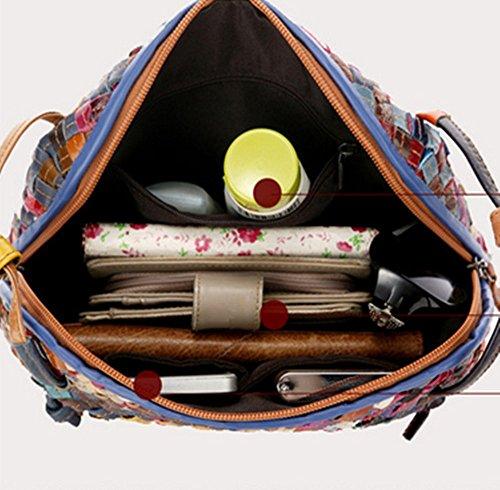 Eysee, Signore Clutch Multicolore Multicolore 22cm * 21.5cm * 6.5cm Multicolore