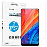 OMOTON [2 Pezzi Compatibile con Xiaomi Mi Mix 2/2S Pellicola Protettiva in Vetro Temperato - Durezza 9H - Anti-Graffi - 99% di Trasparenza e...