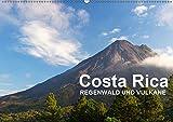 Costa Rica - Regenwald und Vulkane (Wandkalender 2019 DIN A2 quer): Faszinierende Bilder aus dem Tropenparadies (Monatskalender, 14 Seiten ) (CALVENDO Orte)