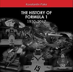 The History of Formula 1, 1950-2017 (CD)
