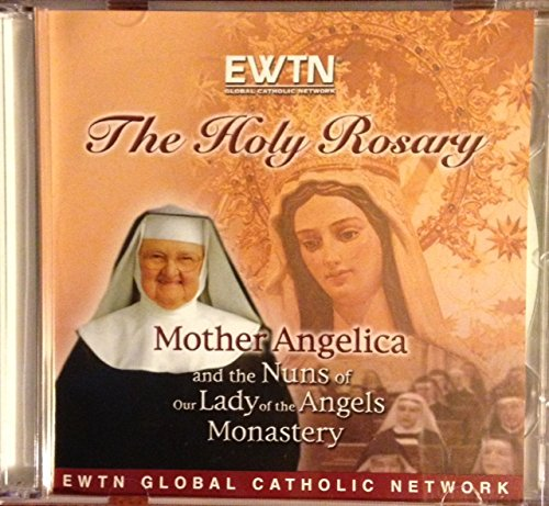 The Holy Rosary with Mother Angelica - Audio CD
