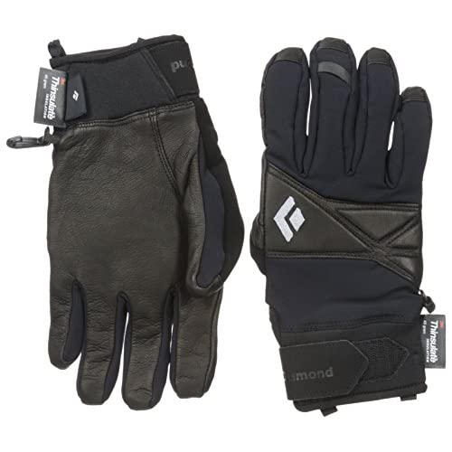 51UgJMpTPvL. SS500  - Black Diamond Terminator Cold Weather Gloves, Black, Medium