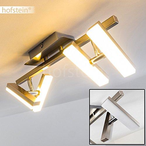 LED Deckenstrahler Sakami   LED Deckenleuchte 4 Flammig   Verstellbarer  Deckenspot Für Das Wohnzimmer,