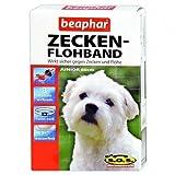 Beaphar - Zecken-Flohband Junior für Hunde mit SOS - 60
