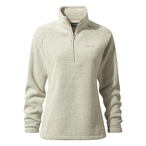 Craghoppers Womens/Ladies Moira Half Zip Warm Layer Fleece Jacket Coat Womens Half Jacket
