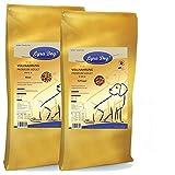 Lyra Pet 12,5 kg Dog Adult Maxi + 12,5 kg Lyra Dog Geflügel Premium Hundefutter
