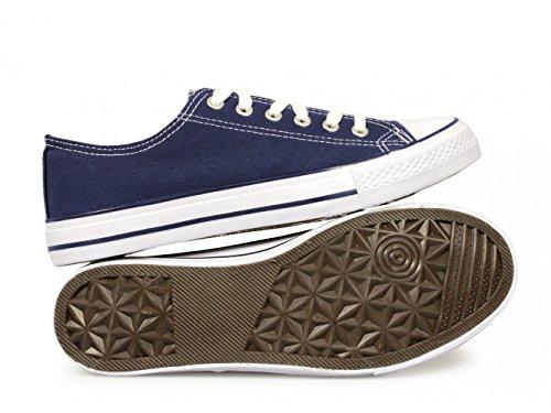 Dek, Sneaker donna Blu
