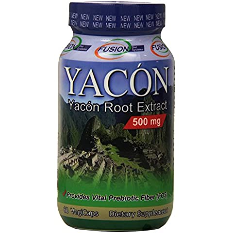 Fusion Diet Systems Yacon Root Extract (60Veg