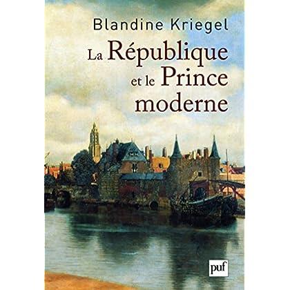 La République et le Prince moderne (Hors collection)