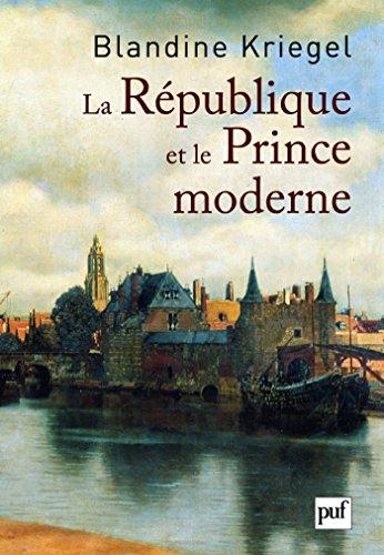 La Rpublique et le Prince moderne