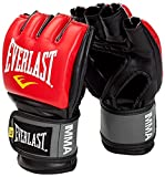 Everlast Erwachsene Boxartikel 7778 Pro Stye Grappling Gloves, Red, L, L/057334 08350