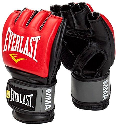 Everlast 7778 - Guantilla MMA, color rojo, L/XL