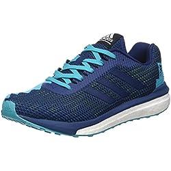 adidas Vengeful M, Zapatillas de Running Para Hombre, Azul (Azumis/Azumis/Azuene), 43 1/3 EU