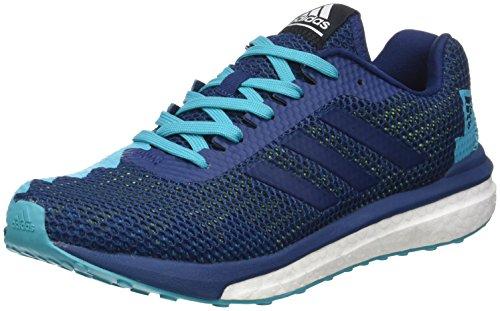 adidas Vengeful M, Scarpe Running Uomo, Blu Mystery Energy Blue, 43 1/3 EU
