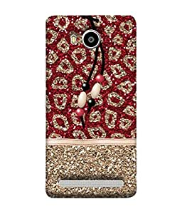 Printvisa Designer Back Cover for Lenovo A7700 (Illustration Artificial Background Abstract Camouflage Decoration Beautiful Imitation)