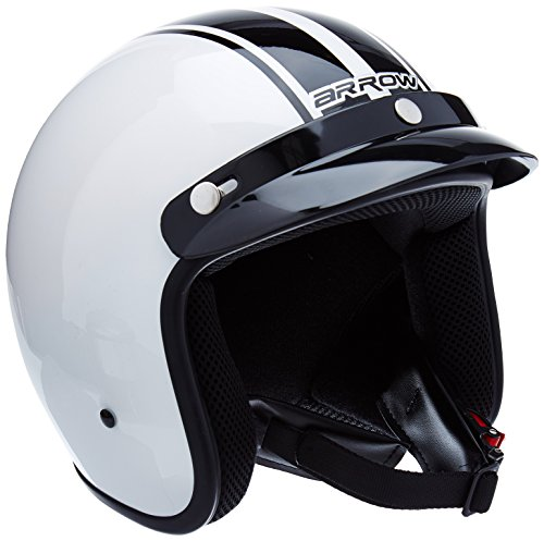 Pilot Casque Jet Cruiser Retro