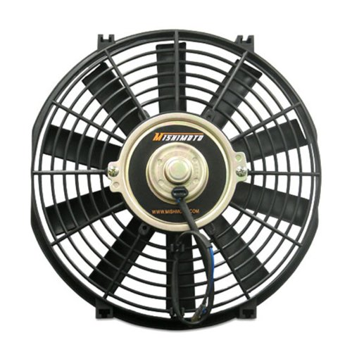 Mishimoto MMFAN-16 Slim Electric Fan 16-inch Test