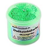 Neongrün Duftstein Pulver Farbe 15 gr