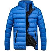 JUTOO Vestes d hiver à Capuche pour Hommes c7cf924d936