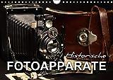 Historische Fotoapparate (Wandkalender 2018 DIN A4 quer): Nostalgische Bilder alter Fotoapparate erzählen die Geschichte der Fotografie aus früheren ... [Kalender] [Apr 01, 2017] Bleicher, Renate