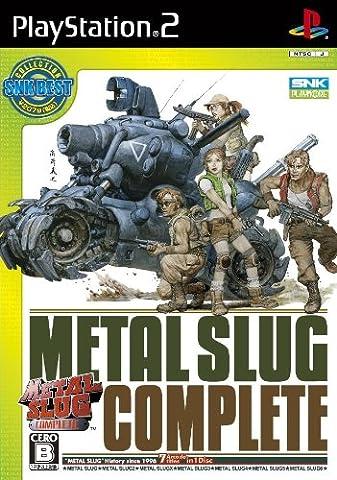 Metal Slug Playstation - Metal Slug Complete (SNK Best Collection)[Import