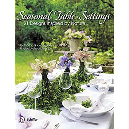 [(Seasonal Table Settings : 21 Designs Inspired by Nature)] [By (author) Catharina Lindeberg-bernhardsson ] published on (March, 2012)