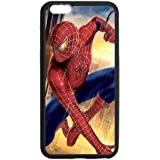 Phone Protector Daurable Custom Rubber Spider Man Cover Case for iPhone 6splus/6plus 5.5inch Coque Cas iPhone6/6s plus P6p582
