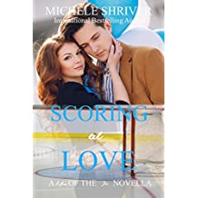 Scoring at Love (Men of the Ice Book 4) (English Edition)