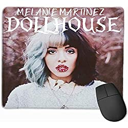 Mouse Mat with Designs Melanie Martinez Mousepad Gaming Mouse Pad Natural Rubber dcxv129