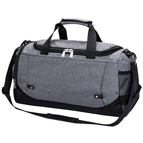 LAIDAYE Großvolumige Tragbare Gepäcktaschen Sport Und Fitness Sporttasche Fitnesstasche Große Kapazität Handtasche 1