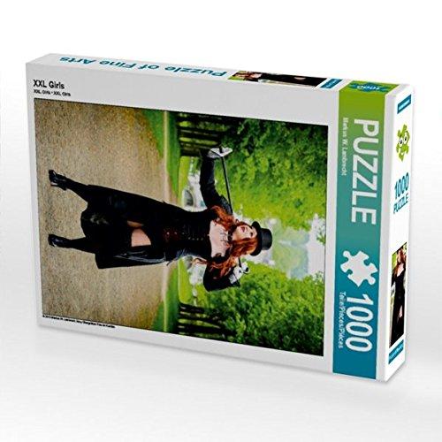 Nackten Körper Strumpf (XXL Girls 1000 Teile Puzzle hoch)