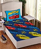Athom Trendz Disney Cars 104 TC Cotton S...